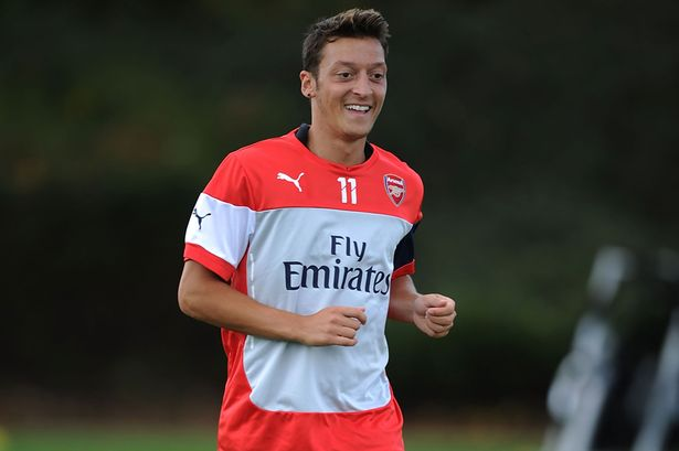 Ozil return will speed us up...