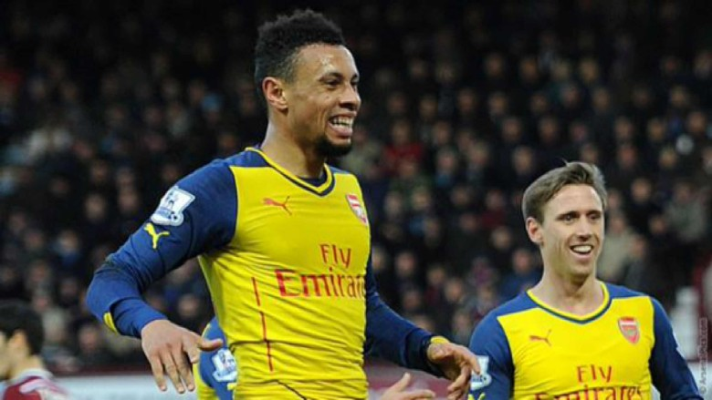 A greater degree of control beckons for Coquelin and Arsenal.