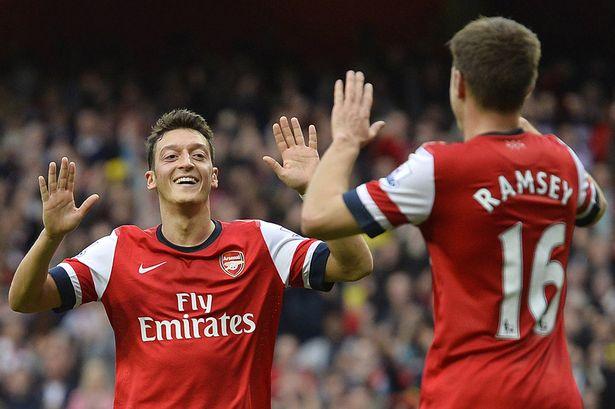 Arsenal-v-Norwich(2)