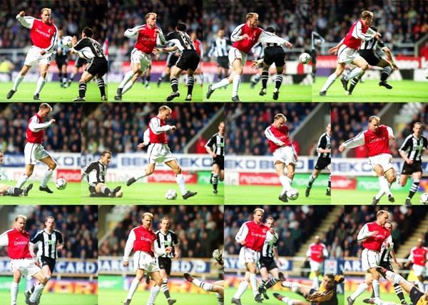 Bergkamp vs Newcastle.600x427