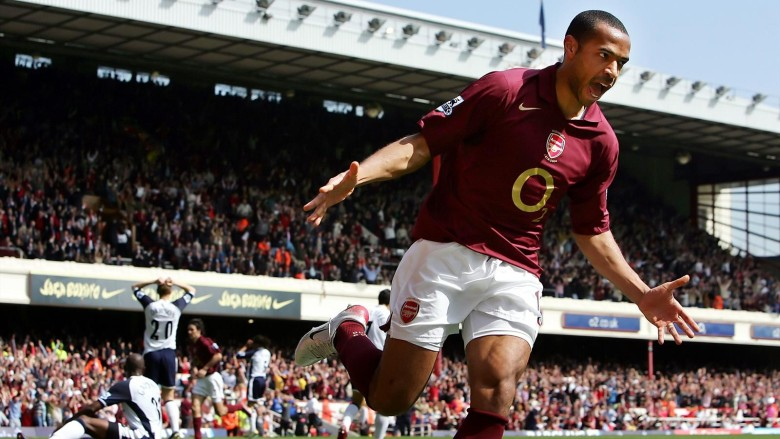 Henry made the difference that day in 2006