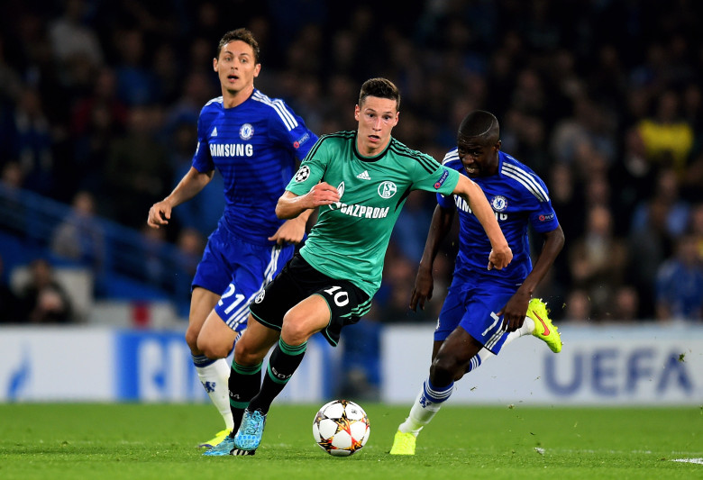 Julian Draxler ticks all the right boxes