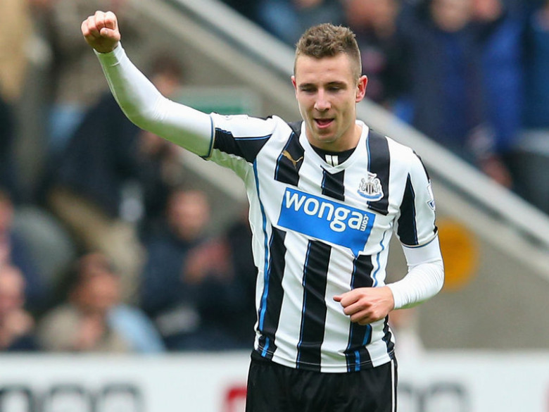 Paul Dummett - A shining light in the coal mine that was Newcastle's 2014/15 season...