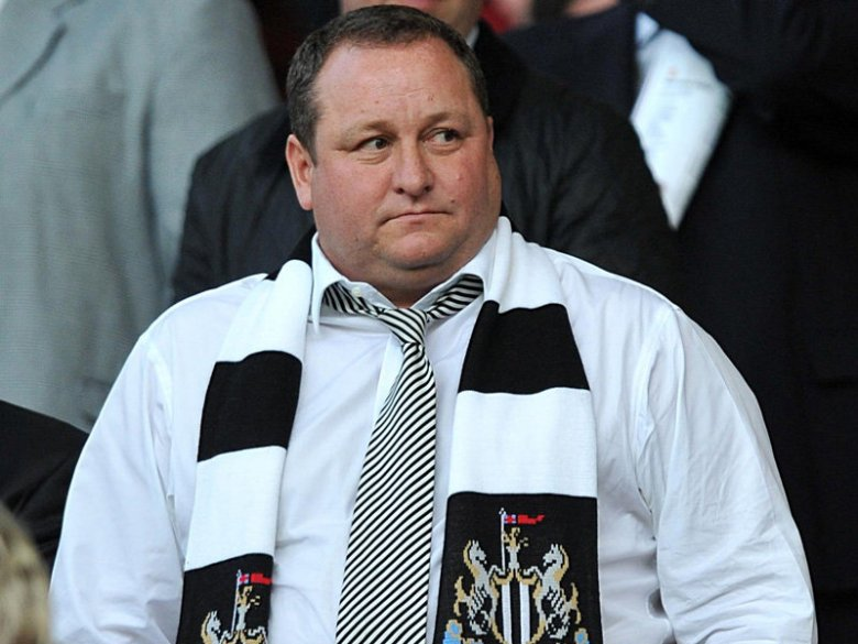 Mike Ashley. Enough said.