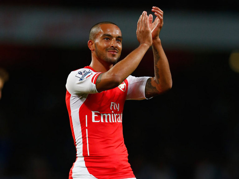 Could Theo establish himself as our 1st choice?