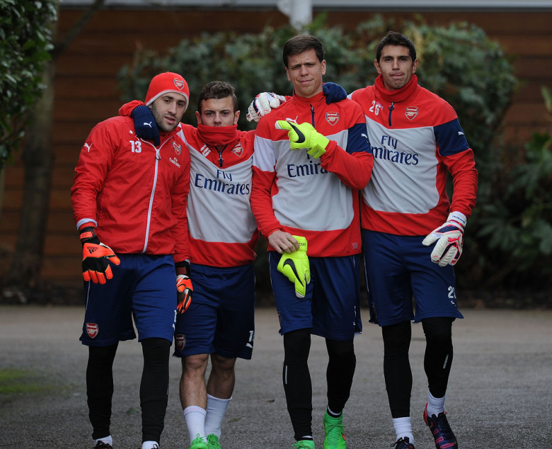 Three goalies in their prime aren't enough for this ruthless Arsene