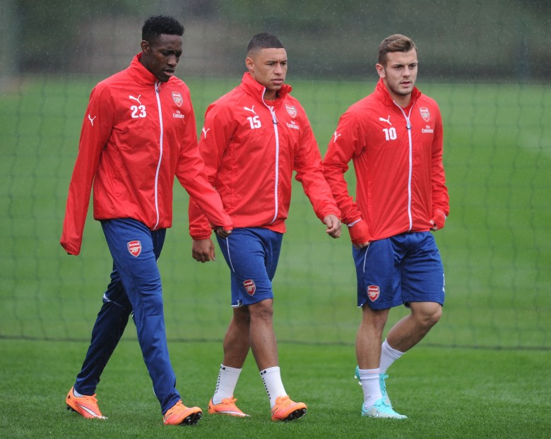 Will Wenger still be around when his English youngsters mature?