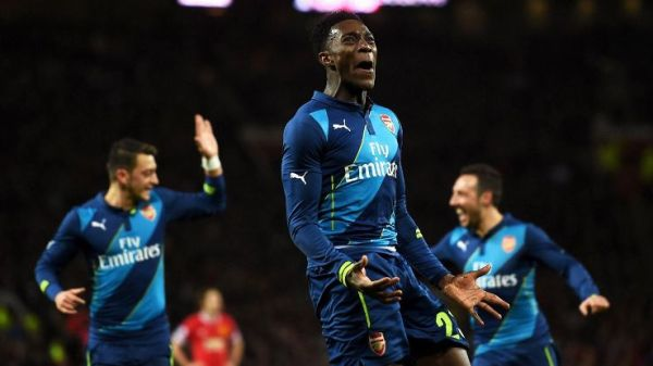 Welbeck breaks United hearts at Old Trafford - FA Cup Quarter-Final