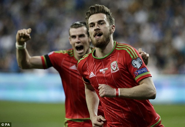 Rambo thrives in the  number 10 role for Wales - feeding Bale