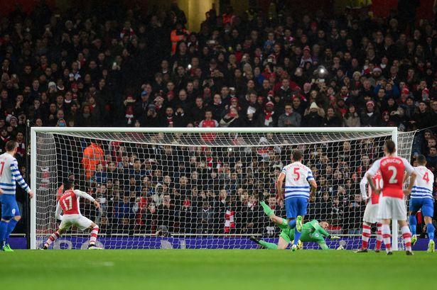 Sanchez penalty