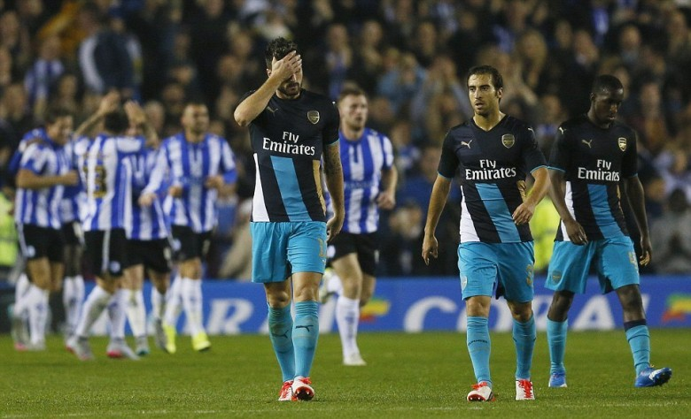 Arsenal vs Wednesday