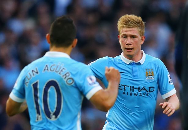 The role demands goals and De Bruyne is providing instantly