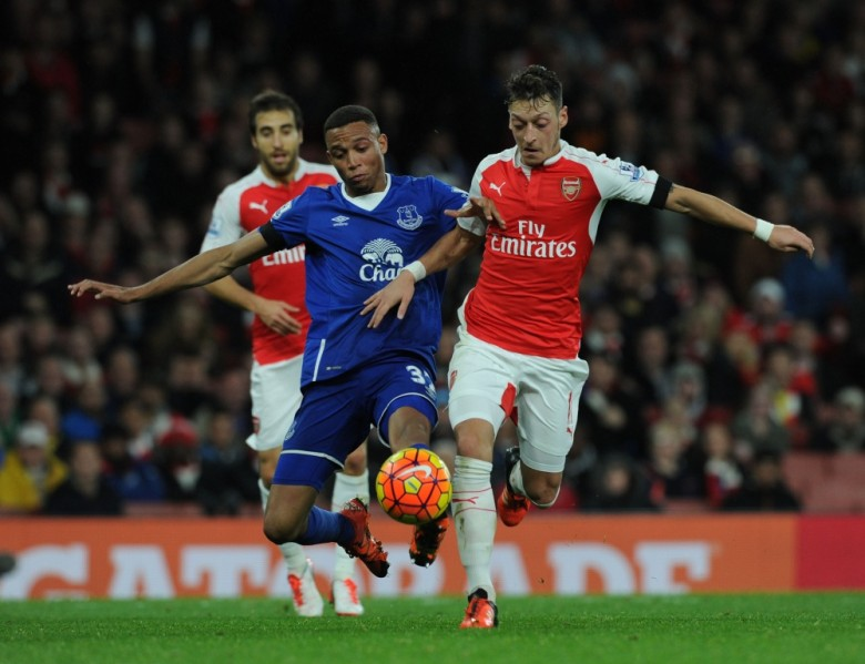 Ozil was everywhere - (Pix thanks for Arsenal/Getty Images)