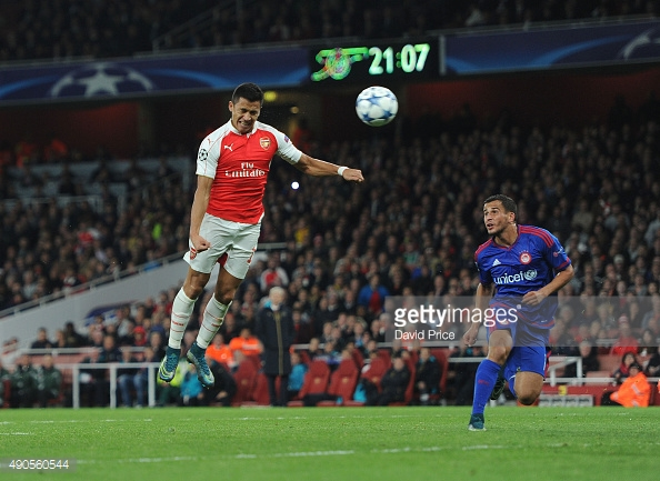 The Sanchez and Theo combo!