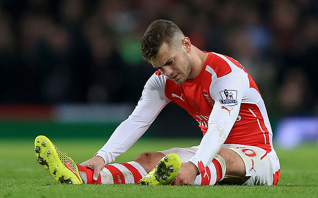 Wenger had plans for Jack on right