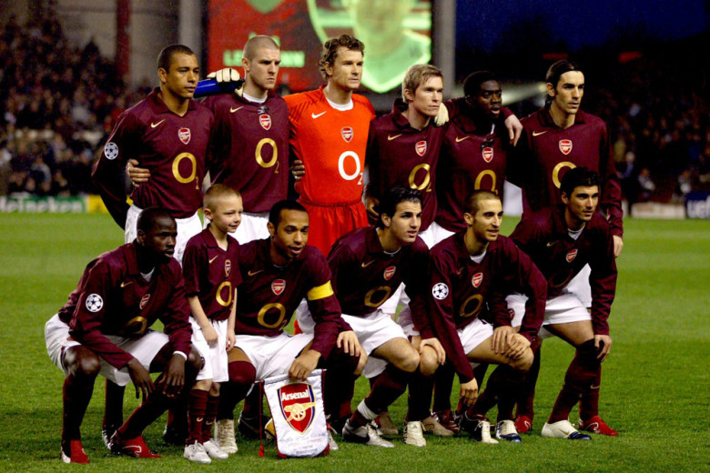Arsenal 2006 team