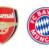 Arsenal vs Bayern