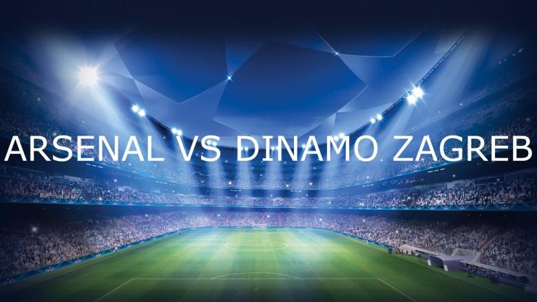 Arsenal vs Zagreb