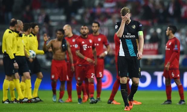 Mauled in Munich