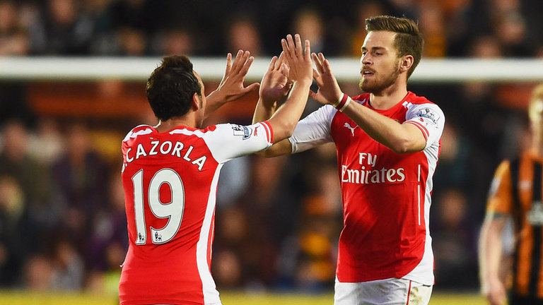 Santi simply retains possession better than Rambo