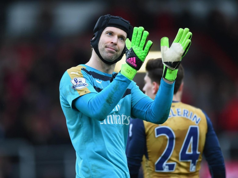 Cech at his brilliant best