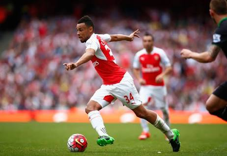 Coquelin on the break, Cazorla never far away