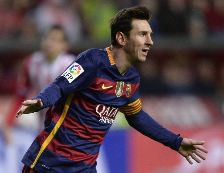 Messi February