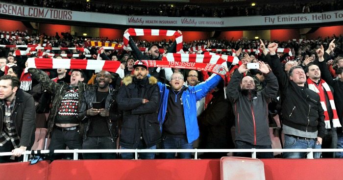 Fans blamed by Manager