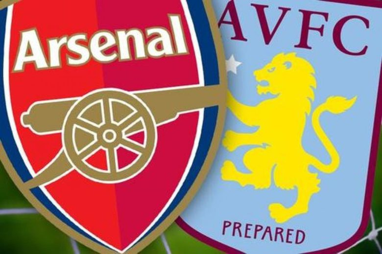 Arsenal vs Aston Villa