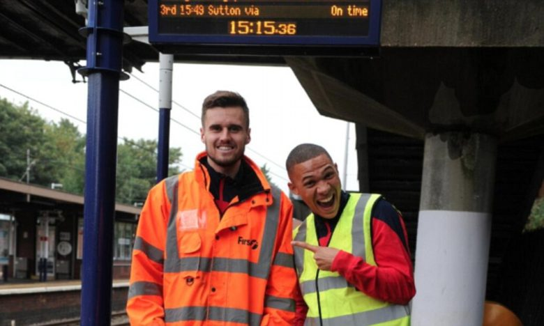 On the train out of Islington this summer?