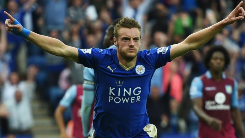 Waiting to hear from Vardy?