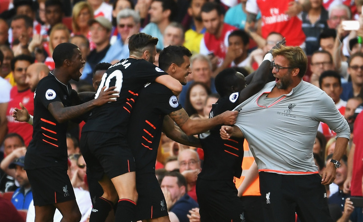 Klopp's LFC fast and ready