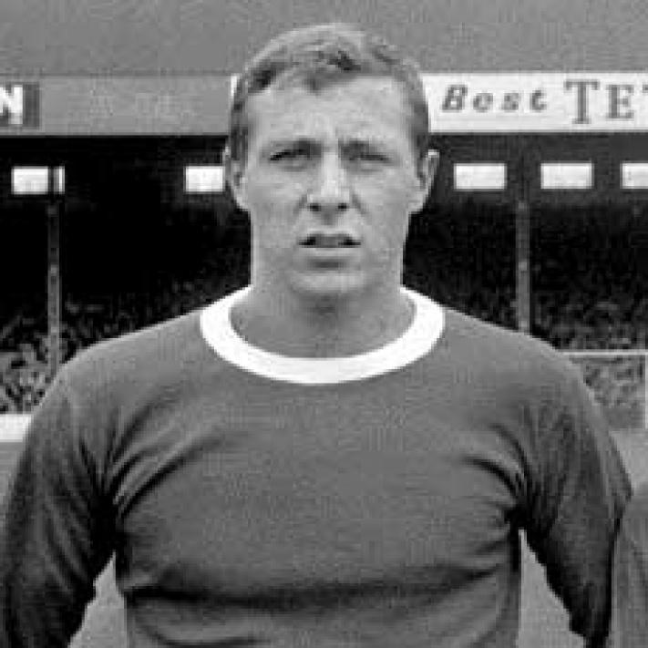A young John Radford