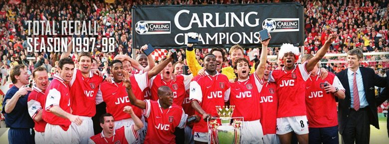 Wenger's first great team