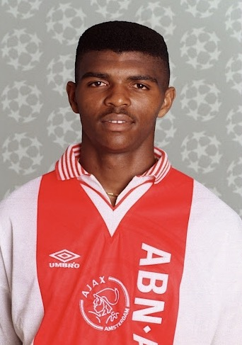 Kanu in his Ajax days