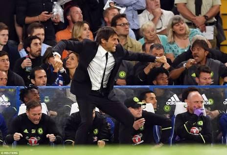 Conte has transformed Chelsea