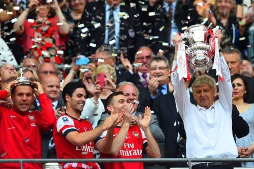 Glorious FA Cups yes