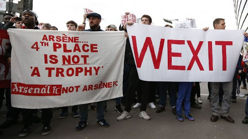 Kroenke's Plan is not Wenger Out or Wenger in but Wenger