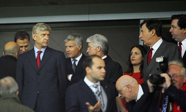 Wenger vs The Rest?