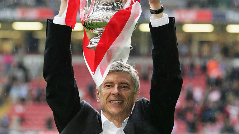 FA Cup Wenger