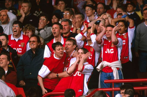 Gunner fans