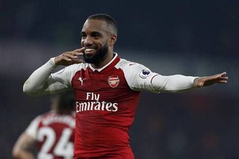 Lacazette in fine form
