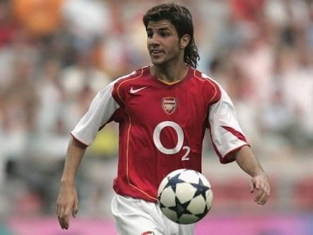 Fabregas 2004