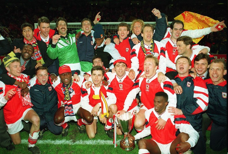 Arsenal - 1994 Cup Winners Cup Winners