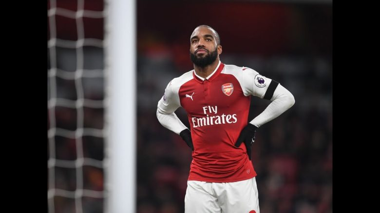 lacazette unhappy