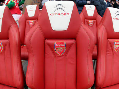Can either of Arsenal's former captains fill this seat.