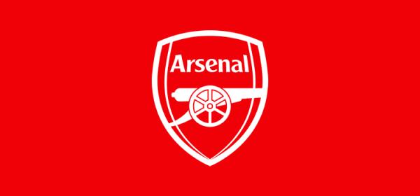 arsenal white crest