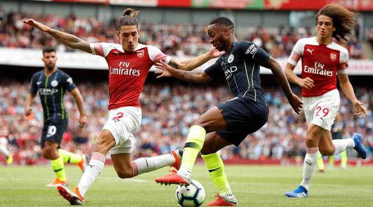 Sterling shines for Pep