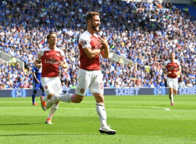 Mustafi'swell-taken goal is an encouraging sign of things to come