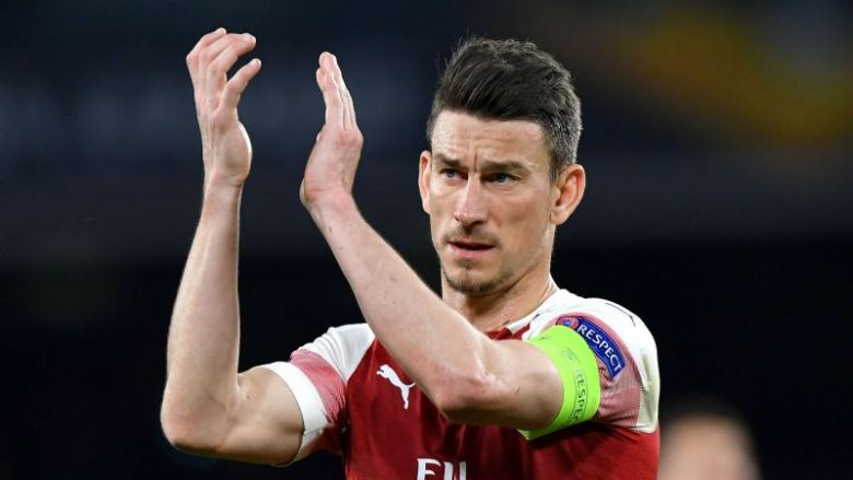 Image result for koscielny angry 2019